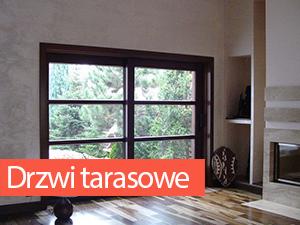 Drzwi tarasowe